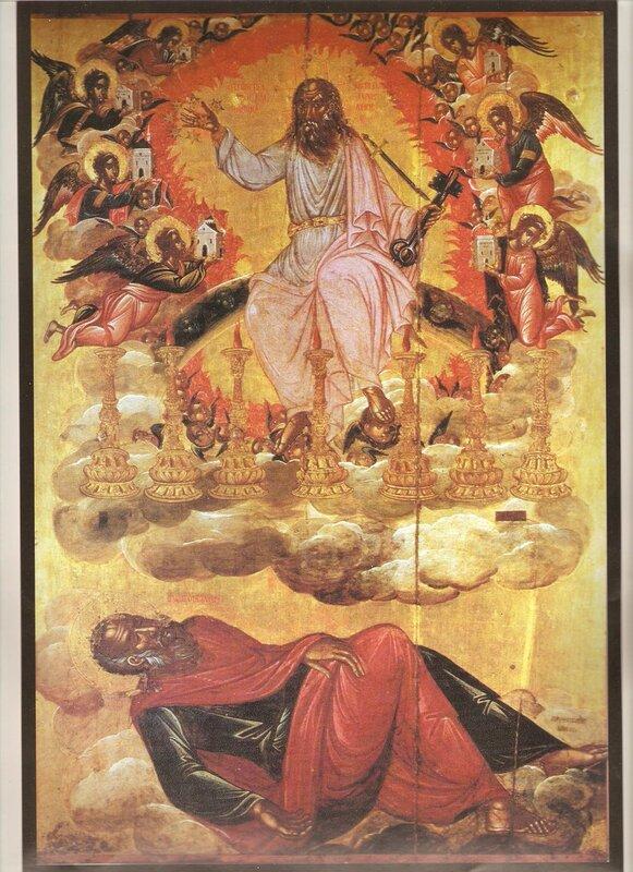 Преставление святого апостола и евангелиста Иоанна Богослова:  put_neispovedim — LiveJournal
