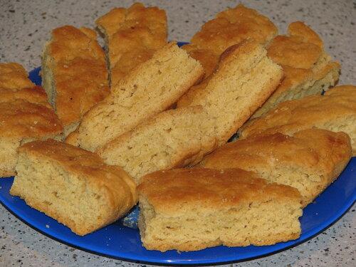 Печенье на рассоле от огурцов с фото рецепт пошаговый
