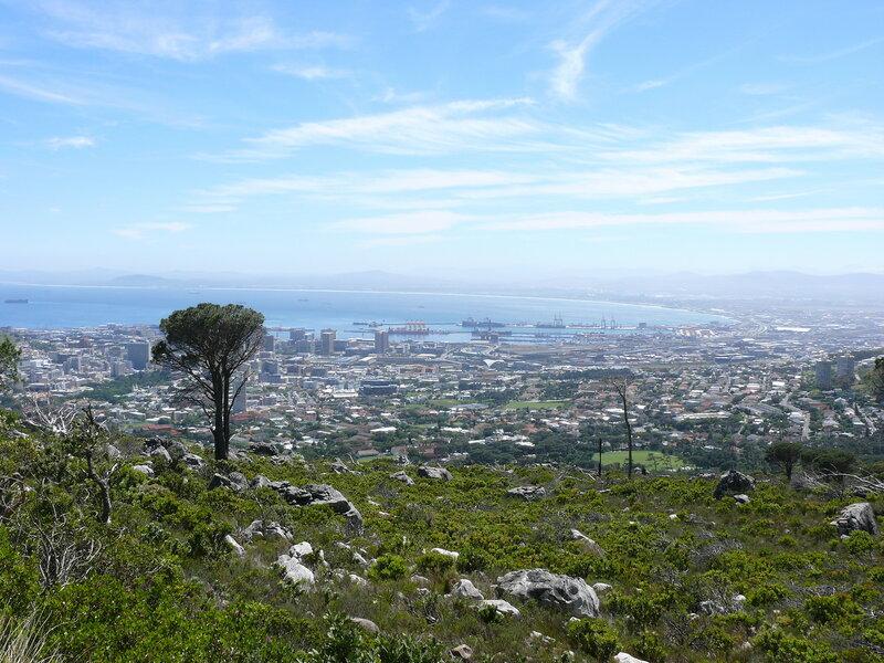ЮАР, Кейптаун, порт