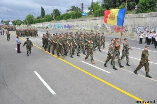 Приготовлениям ко Дню независимости Молдовы дан старт