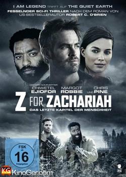 Z for Zachariah - Das letzte Kapitel der Menschheit (2015)