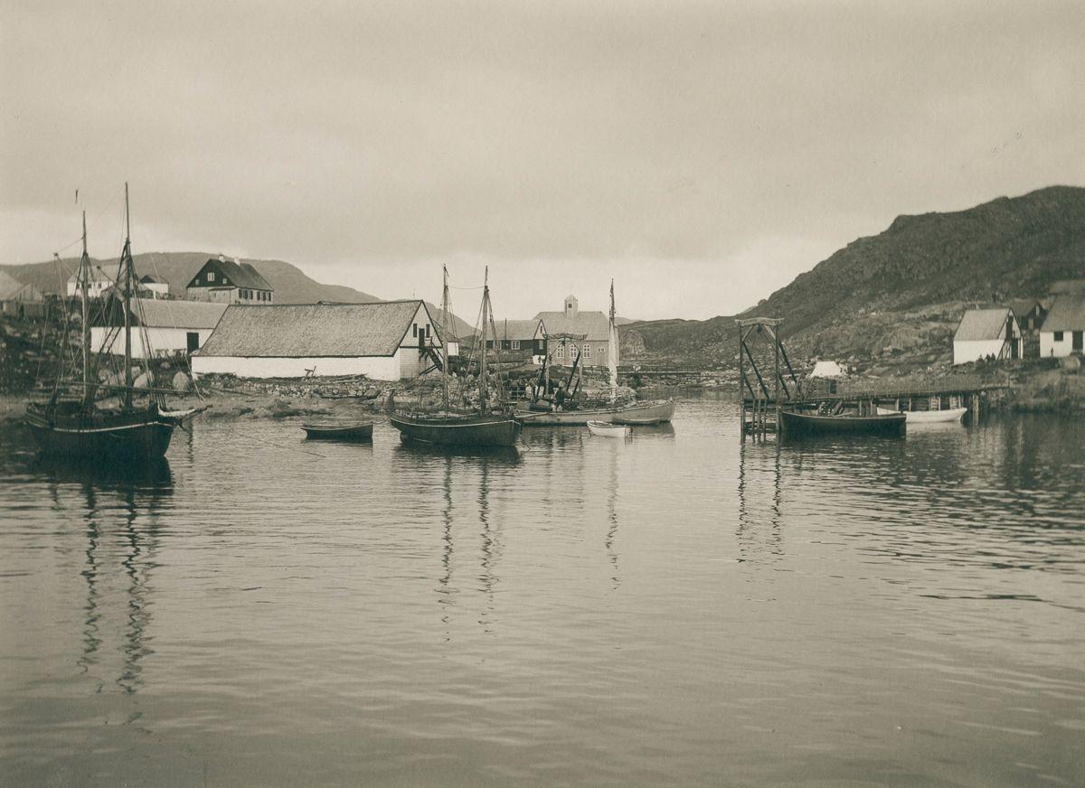 Жизнь в Гренландии в 1889-1906 годах