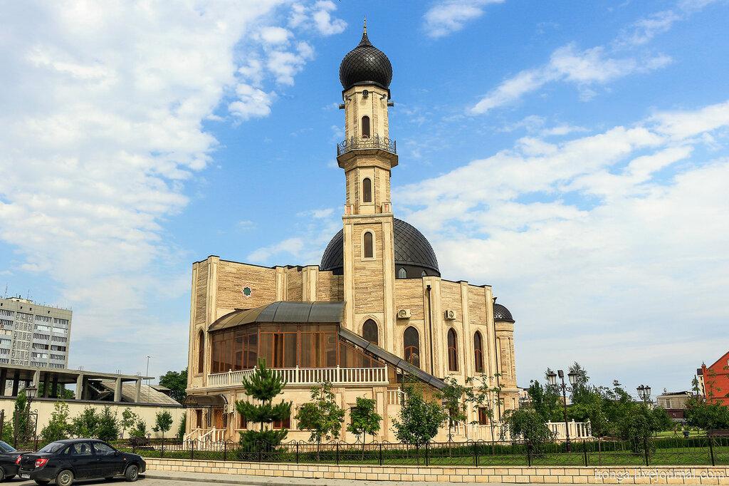 Грозный, экскурсия, Кавказ, Грозный, город республика, Чеченская Чечня, путешествие, Мечеть Арсанова? Дени шейха