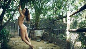 Audrey Bouette для эротического издания P-Magazine