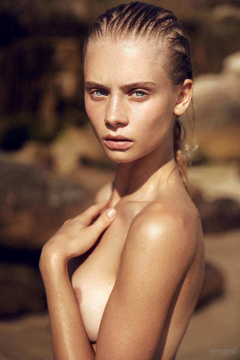 Clara Rosager by Cameron Hammond