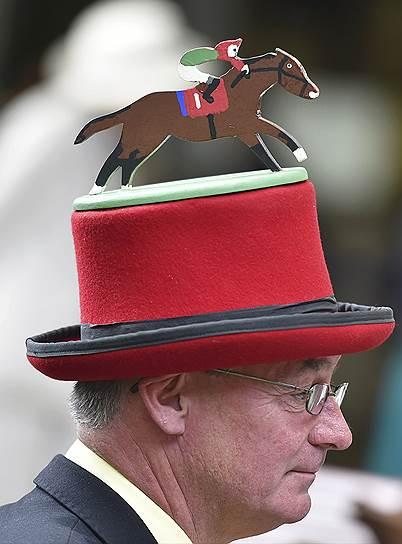 «День леди»: парад шляпок на скачках Royal Ascot 2016 0 165a28 19816532 orig