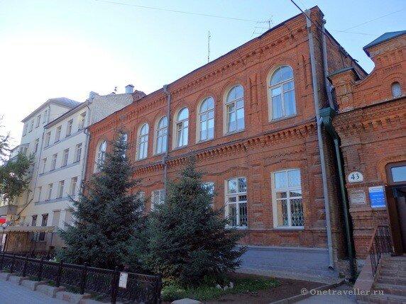 Новосибирск. Дом купца Ефремова