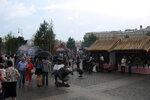 Старинный русский базар прямо в центре столицы
