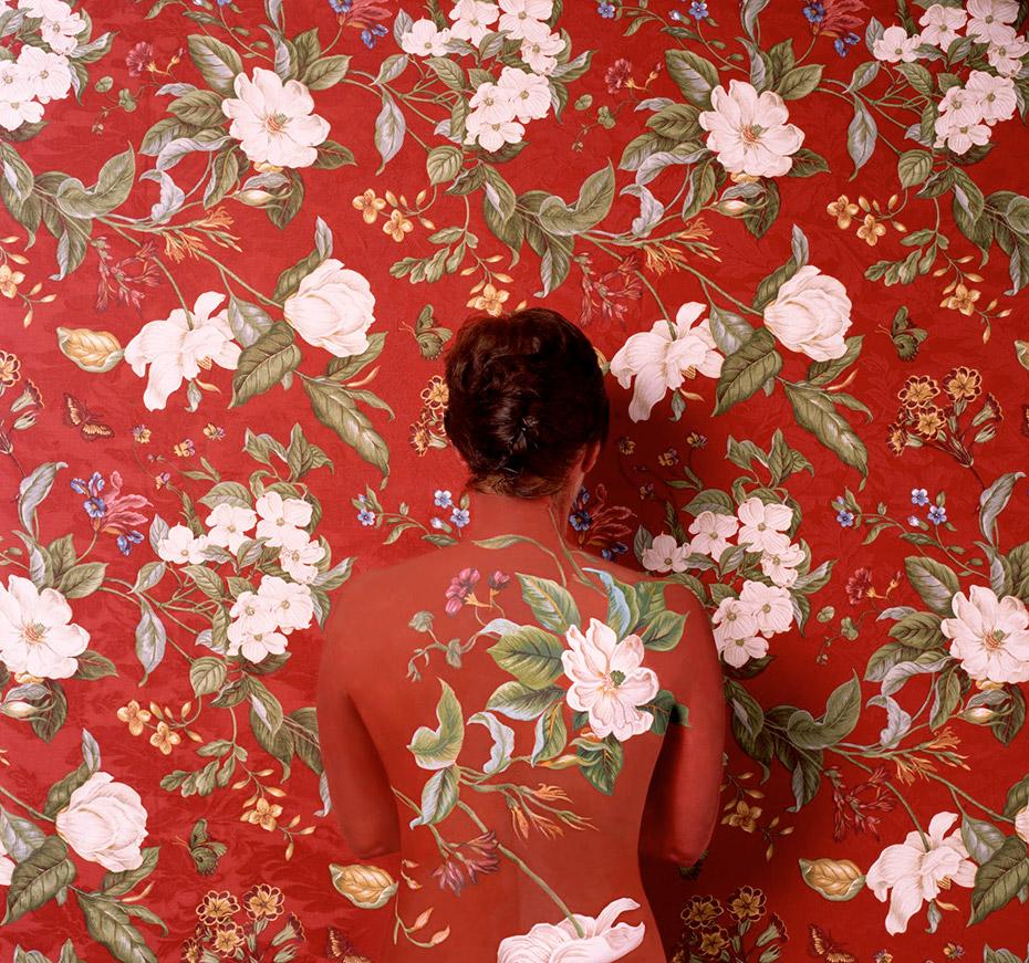 Найди меня: автопортреты Сесилии Паредес