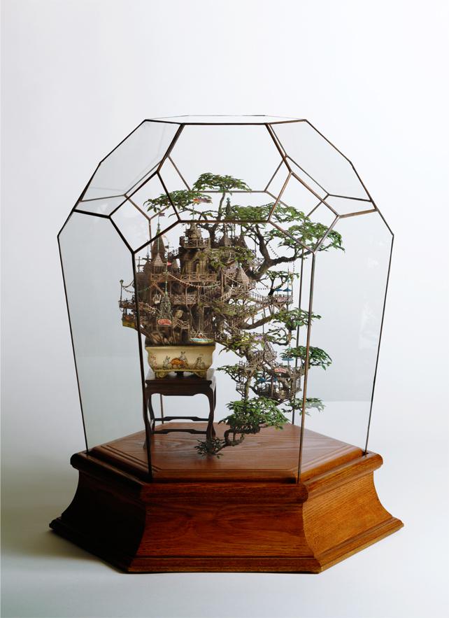 4. Это как будто другой мир – мир сказок, фэнтези и добрых существ, живущих среди деревьев. (&