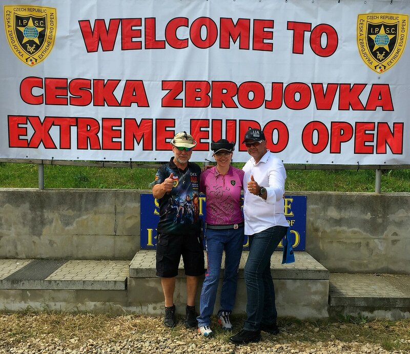 Match Extreme Euro Open 2016 Is Done