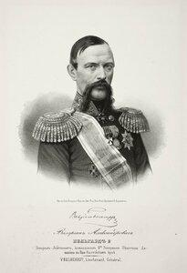 Валериан Александрович Бельгард 2, генерал-лейтенант