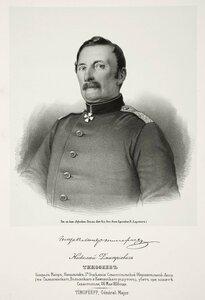 Николай Дмитриевич Тимофеев, генерал-майор, начальник 5-го отделения Севастопольской Оборонительной линии