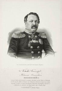 Николай Семенович Кишинский, генерал-майор