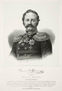 Вильгельм Миронович Криденер, генерал-майор