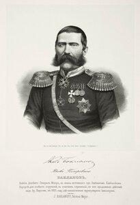 Яков Петрович Бакланов, Войска Донского генерал-майор