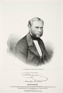 Александр Осипович Таборовский, коллежский советник