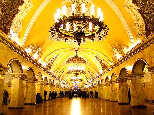 Московский метрополитен запустил собственный канал вTelegram