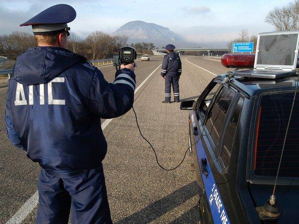 Запрет ручных радаров несомненно поможет искоренить коррупцию на трассах — специалисты