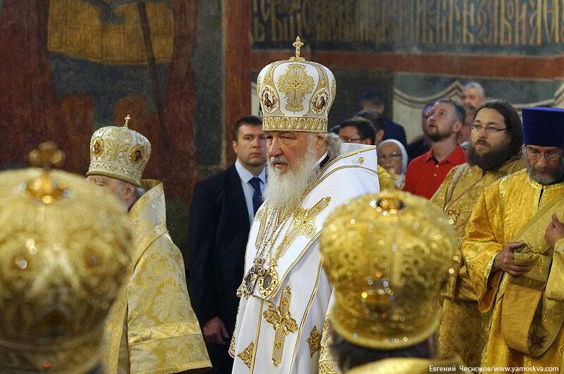15. Новодевичий. Патриарх Кирилл. 07.07.16.13..jpg