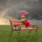 дождь анимация