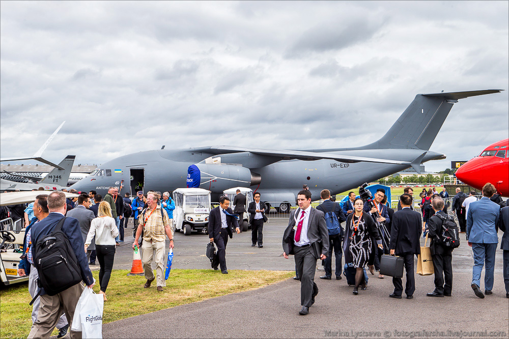 Farnborough-2016 day 1