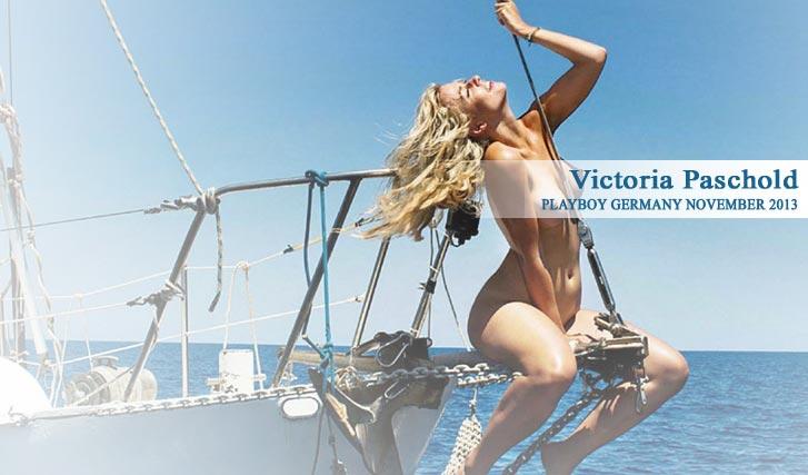 Девушка месяца Виктория Пашольд / Victoria Paschold - Playboy Germany november 2013 playmate