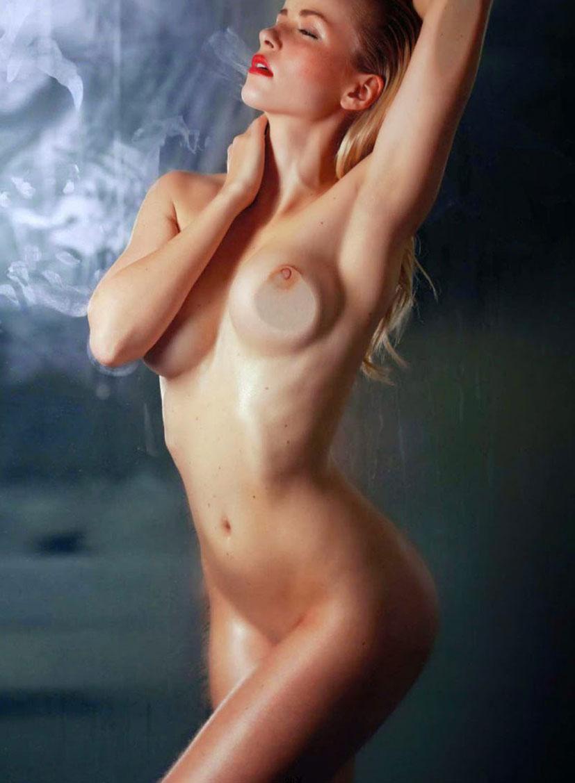Девушка месяца Виктория Пашольд / Victoria Paschold - Playboy Germany november 2013 playmate / photo by Ana Dias