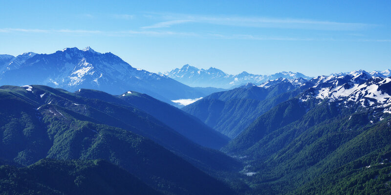 Долина белой реки
