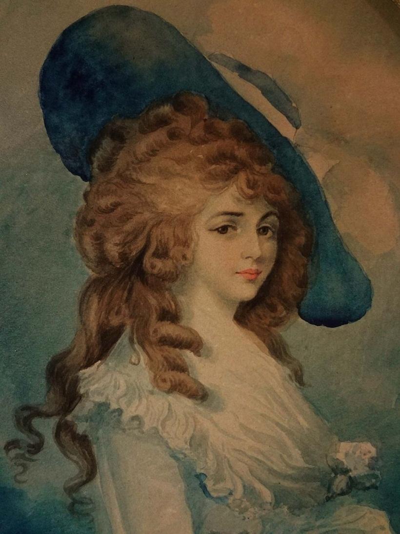 портрет Томаса Гейнсборо о Джорджиана, герцогиня Девоншир.jpg
