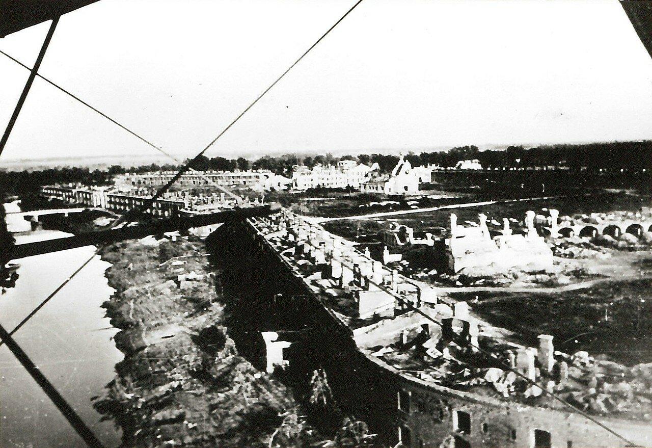 1944. Брестская крепость на 28.07, вдень освобождения от фашистской оккупации