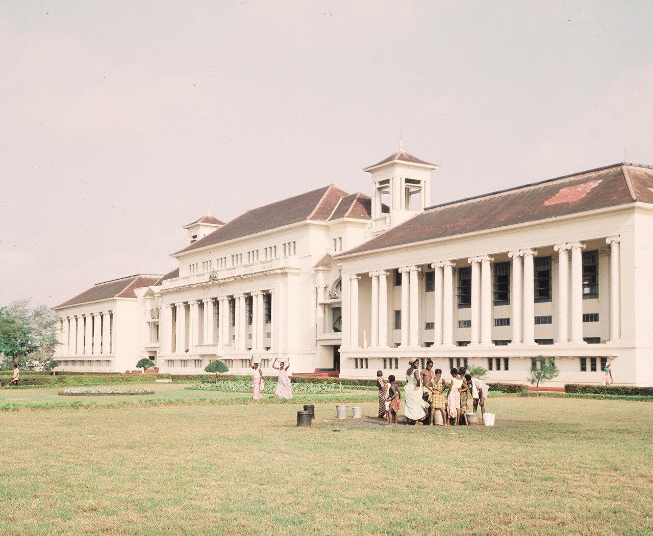 Верховный суд Ганы