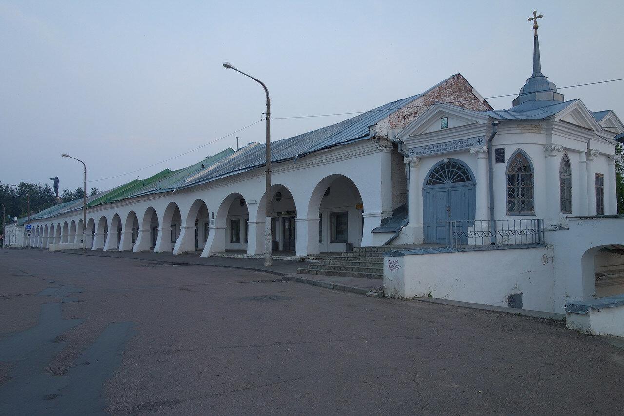 пряничные ряды и часовня Николая (другая)