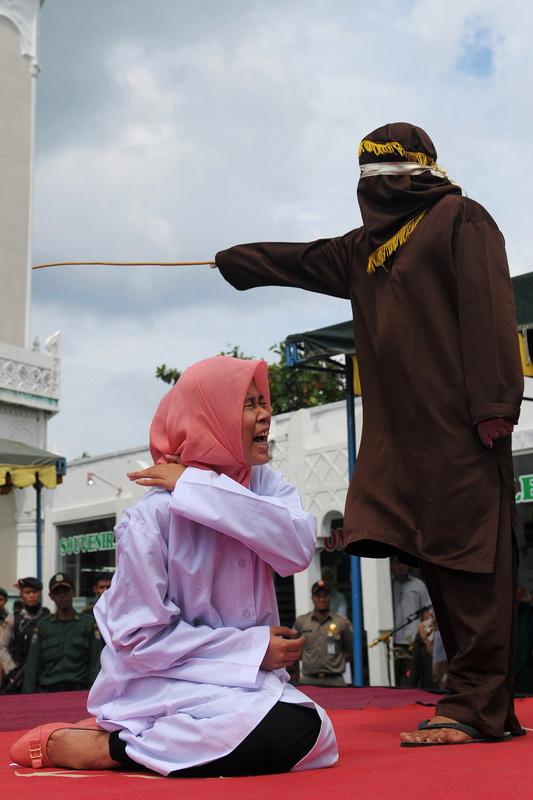 Экзекуции в сексе