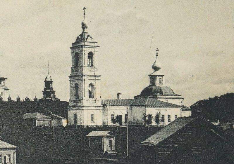 Волоколамский кремль 1910-1912 гг.
