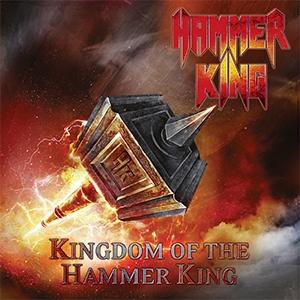 HAMMER KING – рецензія ная альбом  Kimgdom Of The Hammer King (2015)