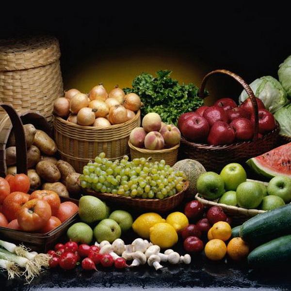 2 июня День здорового питания. Овощи и фрукты для нас!