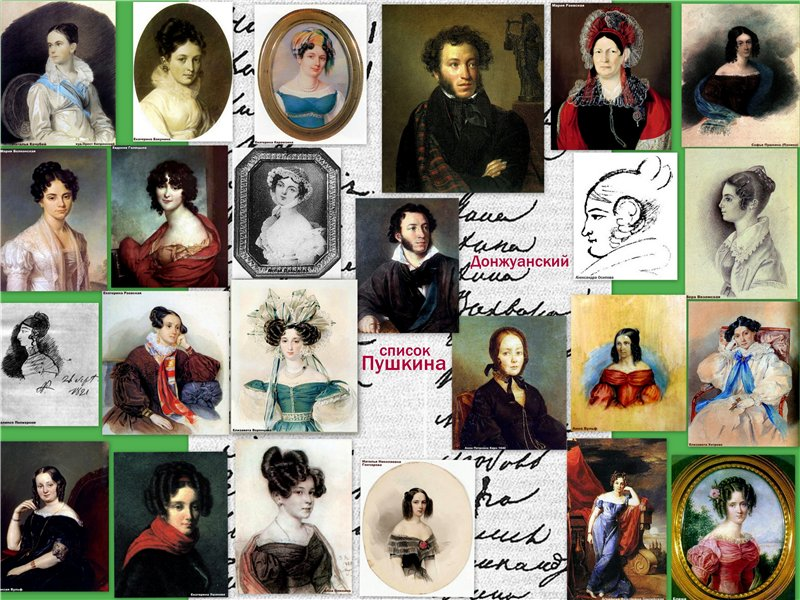 С днем поэзии! Женщины как вдохновляющее начало творчества