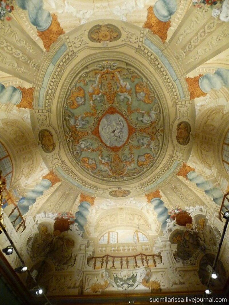 РИМ. Дворец Дориа-Памфили