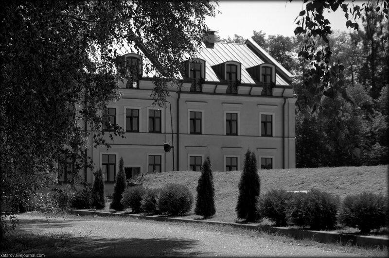 Усадьба Святск Гурских в Радзивилках (Гродненская область, Беларусь)