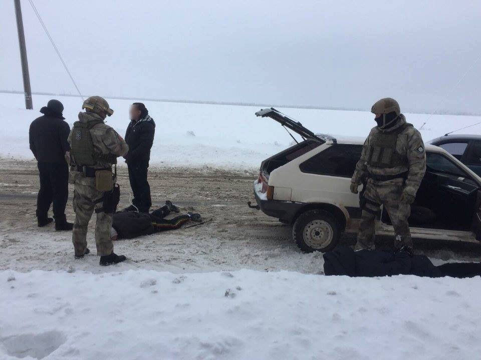 На Украине банда экс-милиционеров напала на врача и предпринимателя
