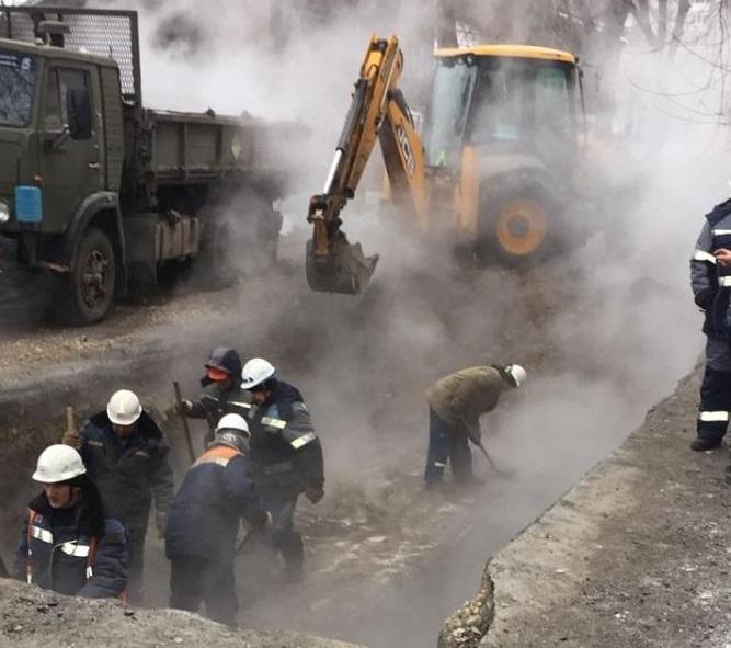 ВСаратове из-за работ энергетиков автомобилистов непустят наЗарубина