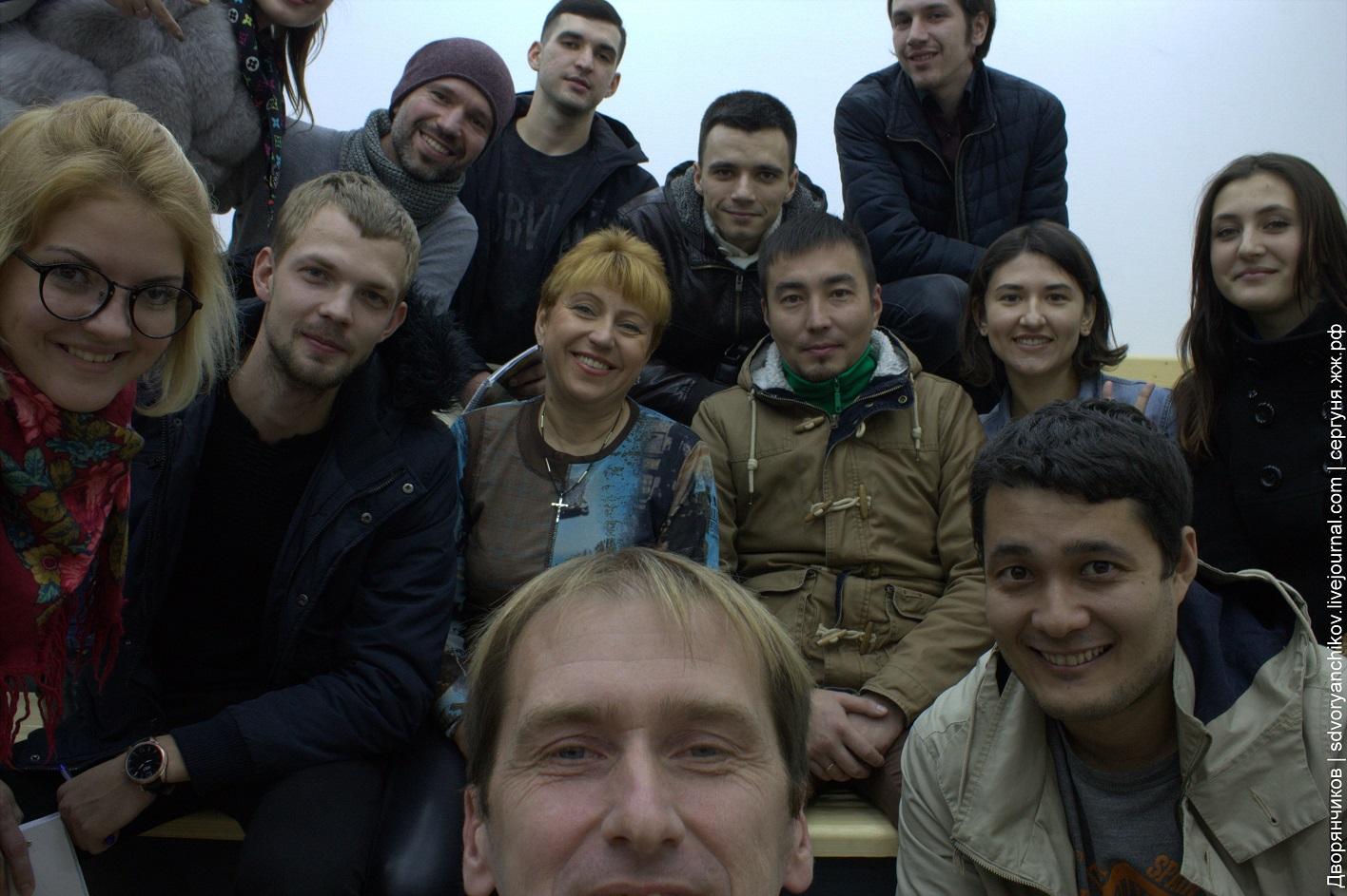 Школа радио - вторая встреча - Волгоград - 20 октября 2016