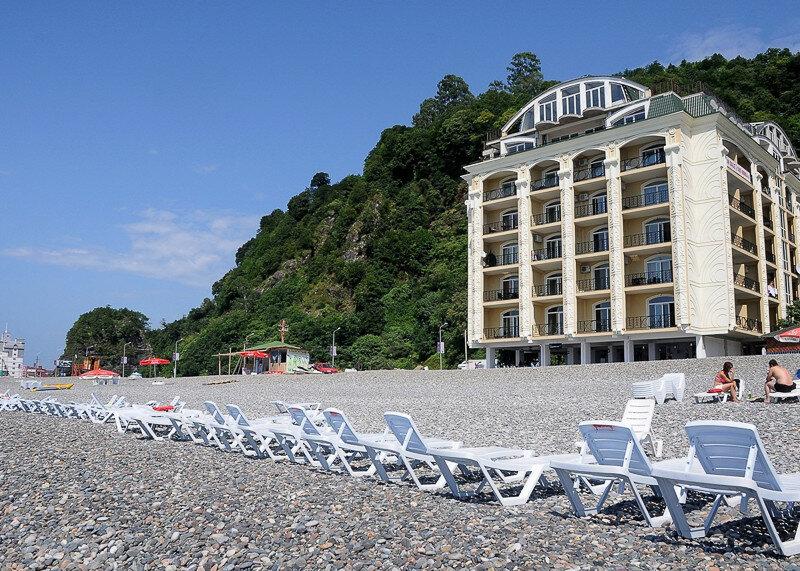 Где стоит отдыхать в Грузии на берегу моря