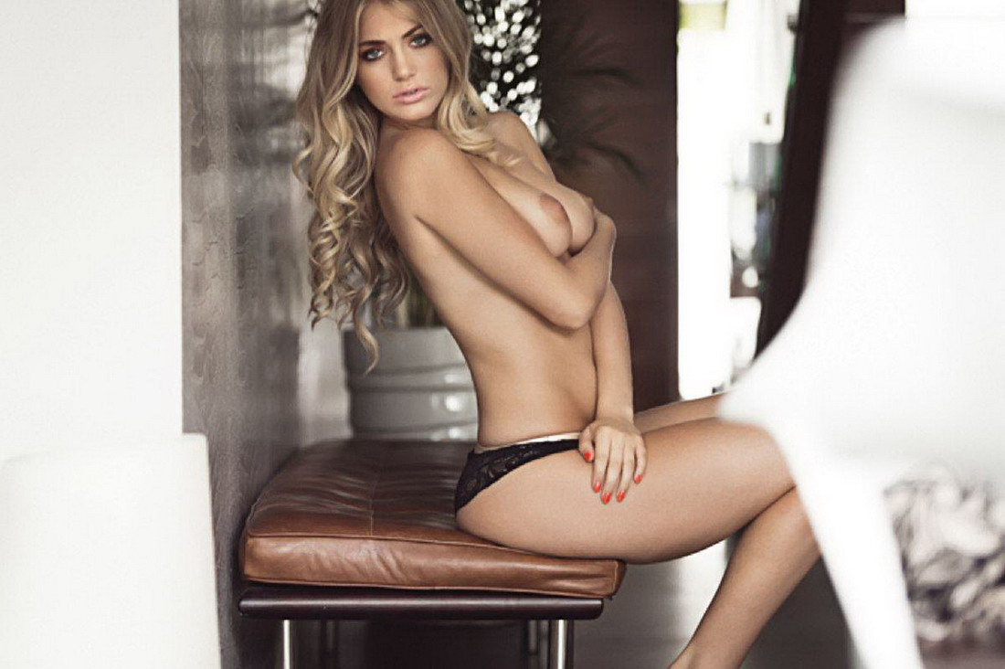 Nicole Neal – Nuts Magazine Topless Photoshoot