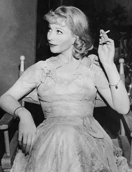 3. Грейс Келли, 1952