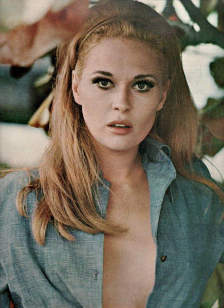 20. Урсула Андресс, 1969
