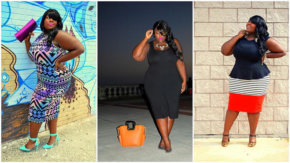 2. Musings of a Curvy Lady Автор блога Musings of a Curvy Lady (Размышления фигуристой дамы) обожает