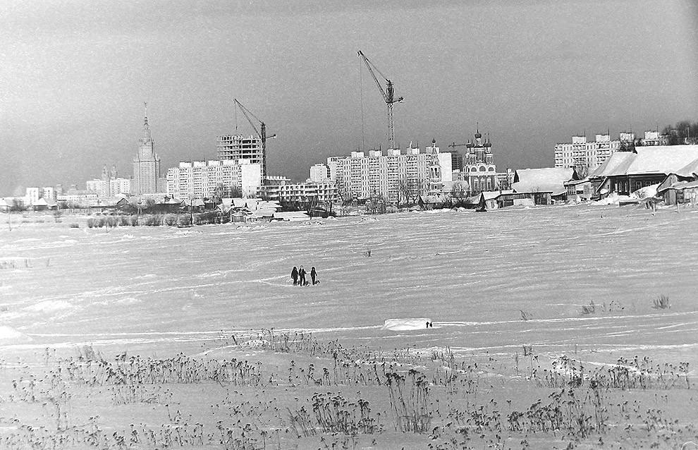 9. Москва, Юго-Запад, примерно 1972 г.