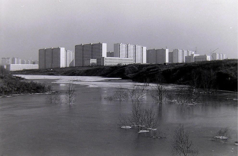 39. Москва, Юго-Запад, Олимпийская Деревня — 80